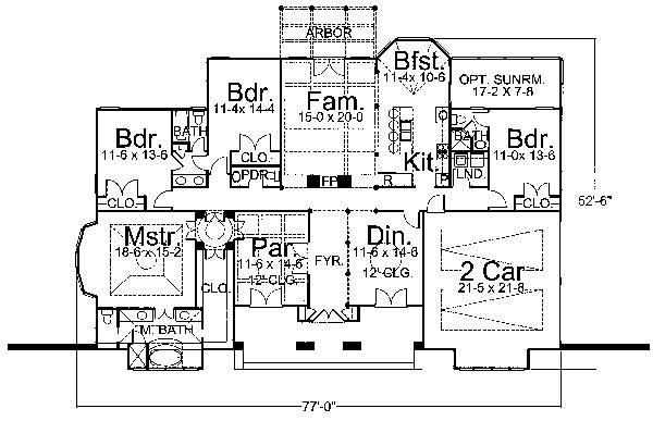 Nantucket 7154 4 bedrooms and 3 5 baths the house for Nantucket house plans