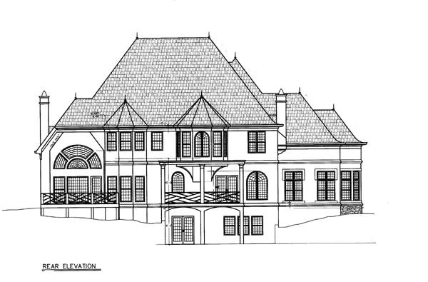 Hautbois ii 6000 4 bedrooms and 3 baths the house for 6000 sq ft house plans