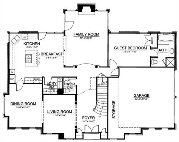 Somerset-1st Somerset Floor Plan Clic Homes on