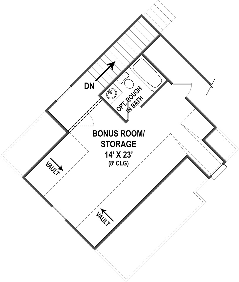Bonus Second FLoor