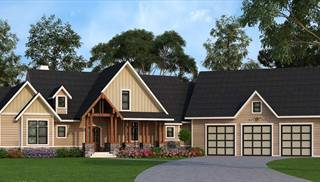 Conceptual house plans home designs the house designers for Fairhope house plan