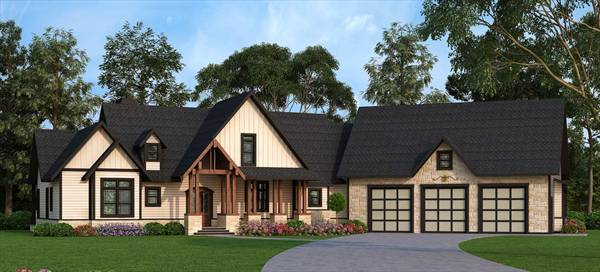 Fairhope 5527 3 Bedrooms And 2 Baths The House Designers
