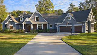 Enjoyable Craftsman House Plans The House Designers Largest Home Design Picture Inspirations Pitcheantrous