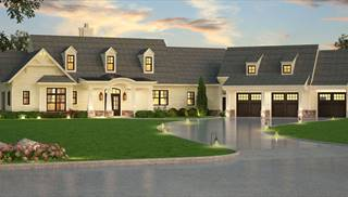 In-Law Suite Plans, Larger House Designs, Floorplans by THD