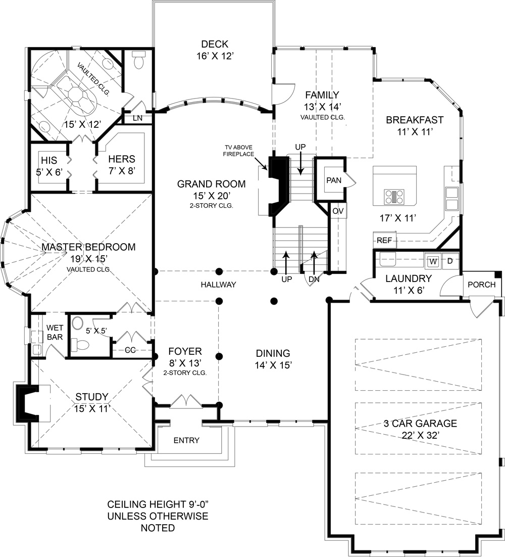 westover 5989 4 bedrooms and 3 baths the house designers