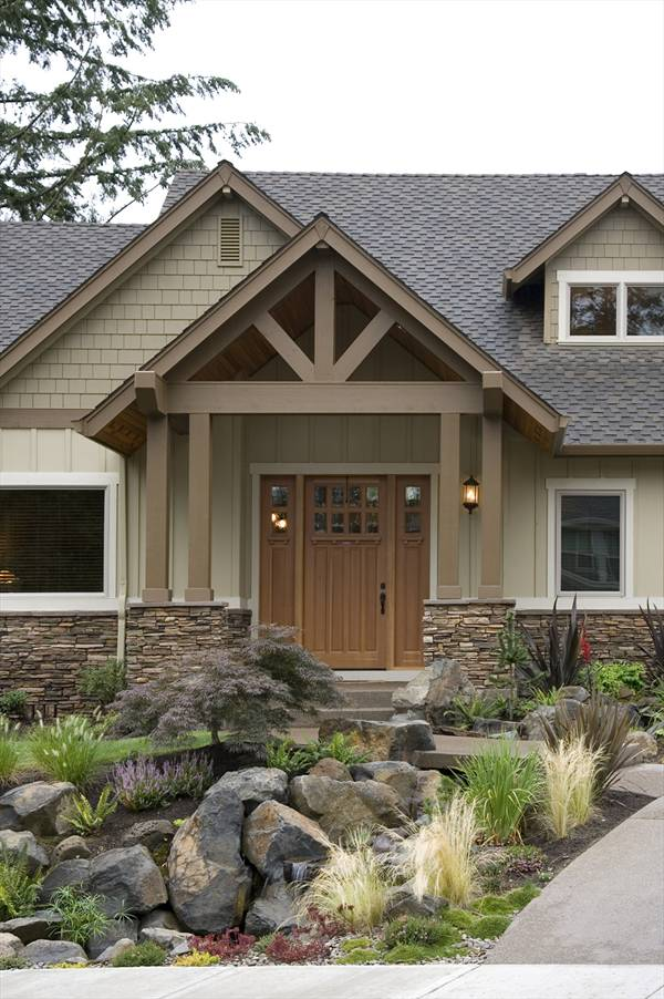 Outdoor gallery additionally mercial Greystone Estate in addition Halstad Craftsman Ranch 5902 likewise The Best Benjamin Moore Paint Colors further Designs For Screened In Porches With. on mountain craftsman style house plans