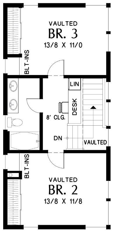 2nd Floor Plans Part - 43: 2nd Floor Plan