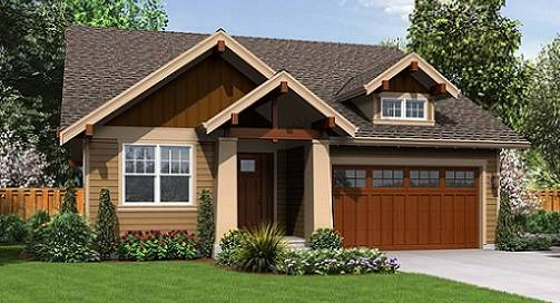 House Plan 3086: Small Cabin Plans