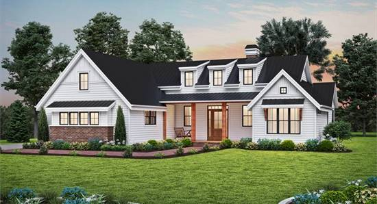image of Clarksville House Plan