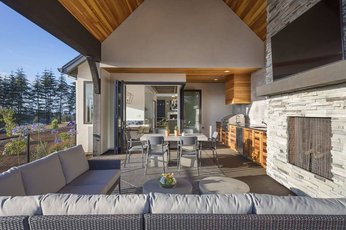 Plan 1762 - Outdoor Living