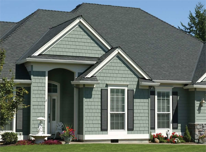 Plan 2428 - Front Exterior