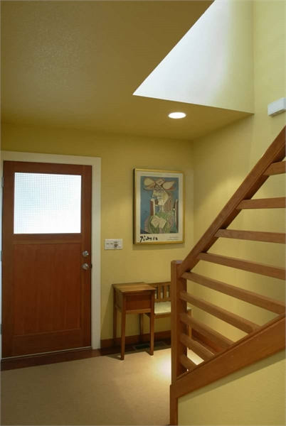 Plan 2525 - Foyer