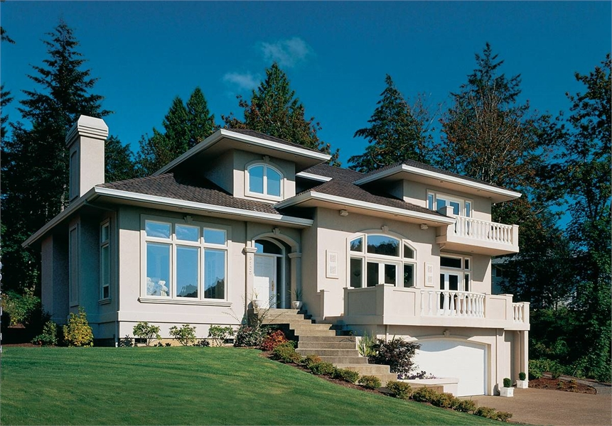 Plan 2705 - Front Exterior