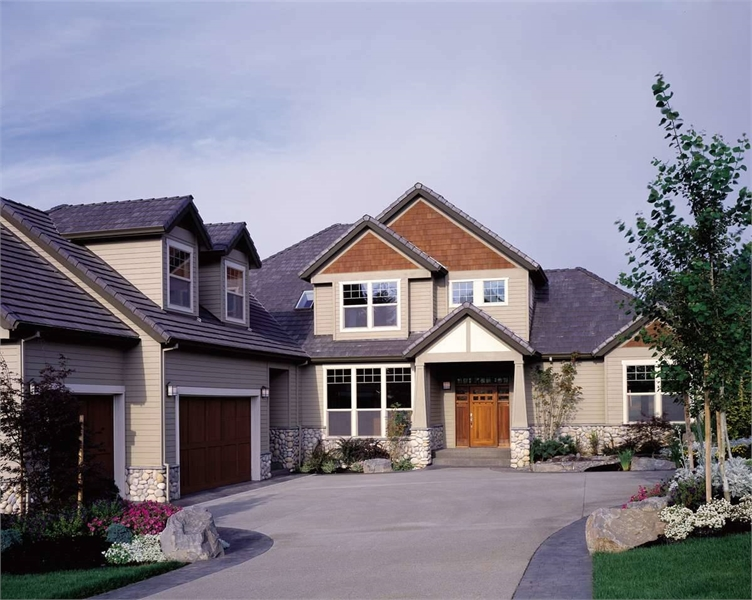 Plan 2711 - Front Exterior