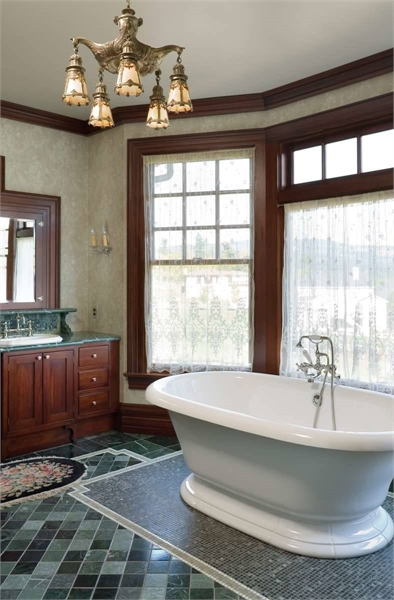 Plan 2751 - Master Bathroom