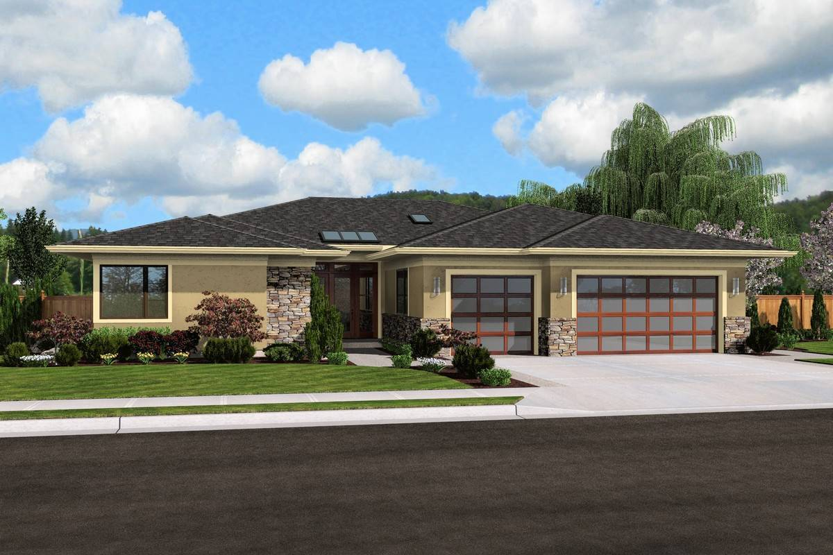 3058 South Hadley  Front Rendering