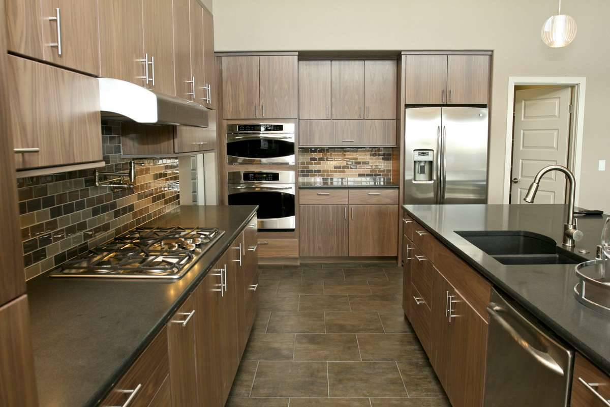 Plan 3058 - Kitchen