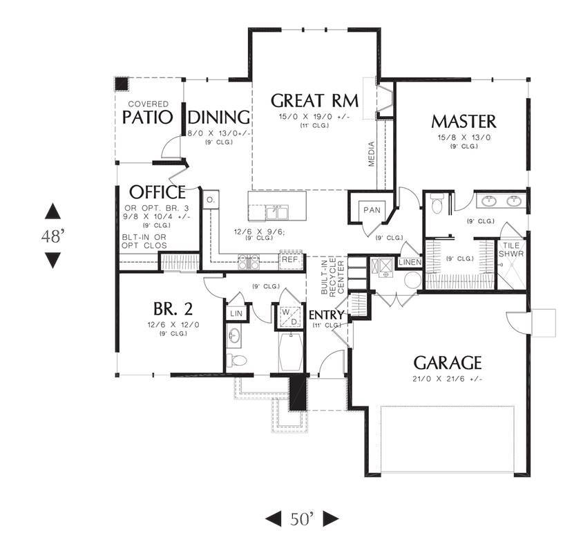 Palmer 3087 - 2 Bedrooms And 2.5 Baths