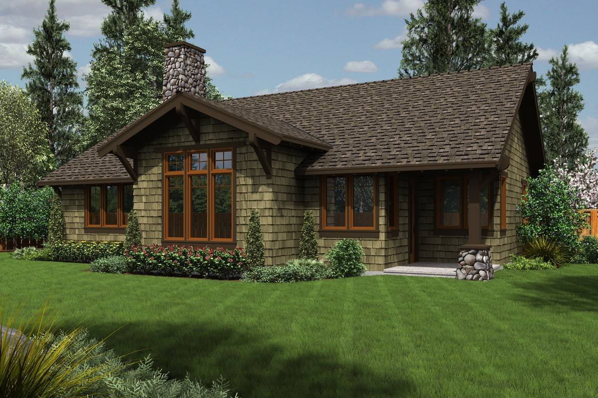 4272 Rollinsford  Rear Rendering