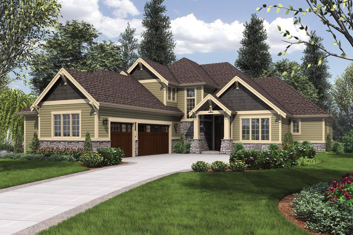 4385 Gill  Front Rendering