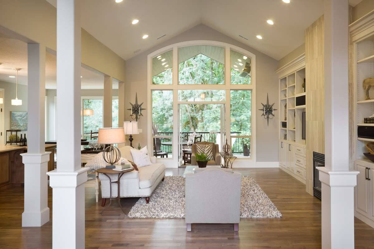 Plan 4385 - Great Room