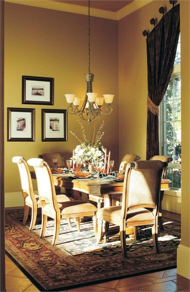 Plan 4616 - Dining Room