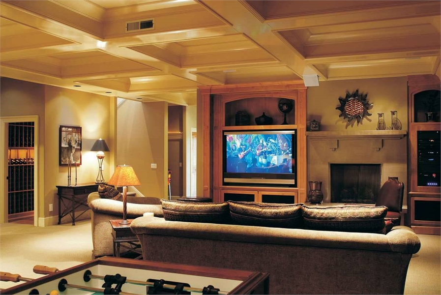 Plan 4616 - Games Room