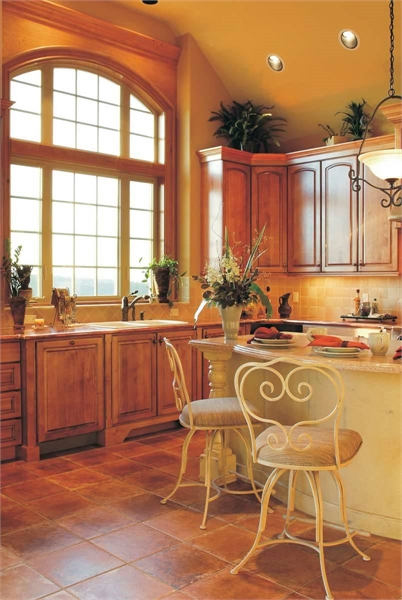 Plan 4616 - Kitchen