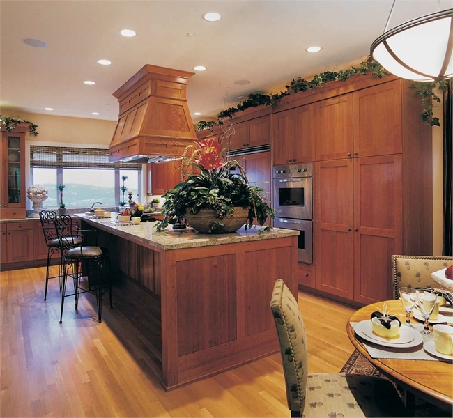 Plan 4617 - Kitchen