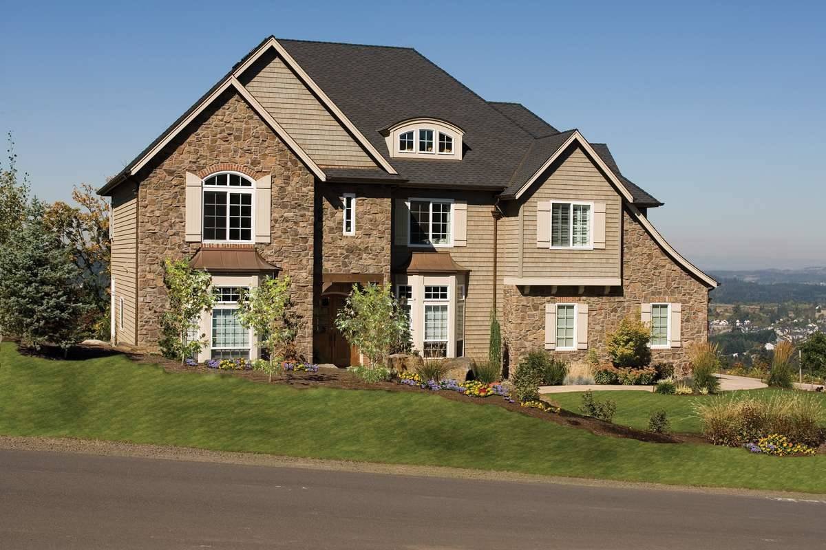 Plan 4990 - Front Exterior