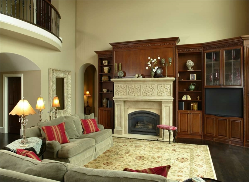 Plan 5160 - Great Room
