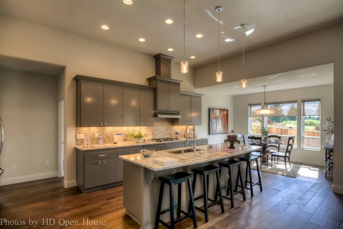 Plan 5204 - Kitchen