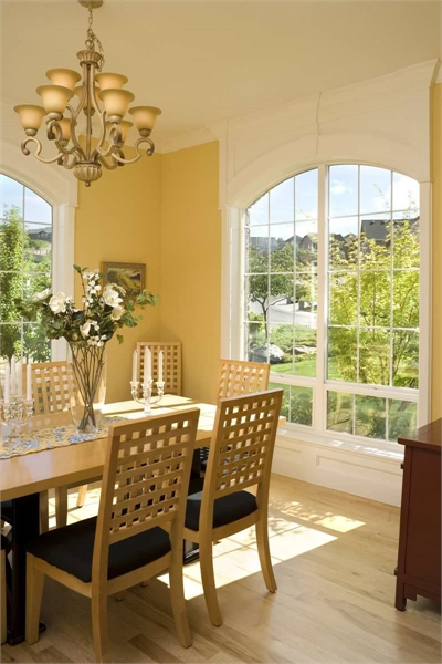 Plan 5249 - Dining Room