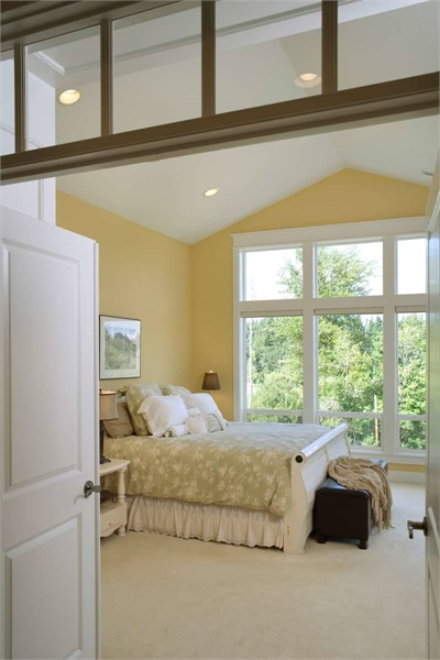 Plan 5249 - Master Bedroom