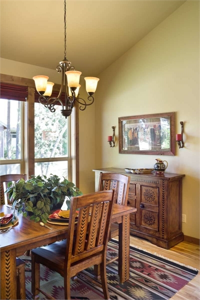 Plan 5269 - Dining Room