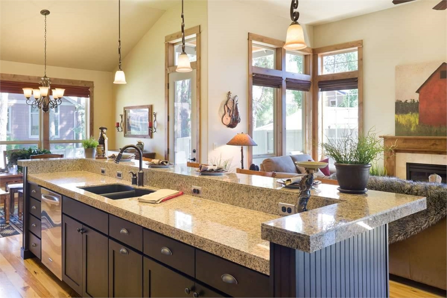 Plan 5269 - Kitchen