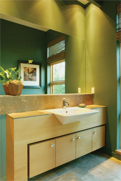 Plan 5311 - Bathroom