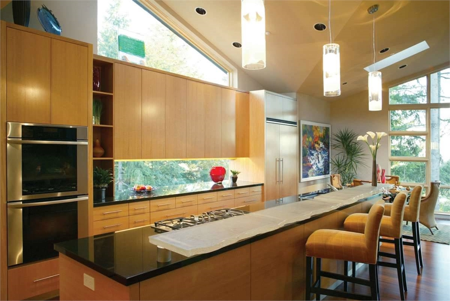 Plan 5311 - Kitchen