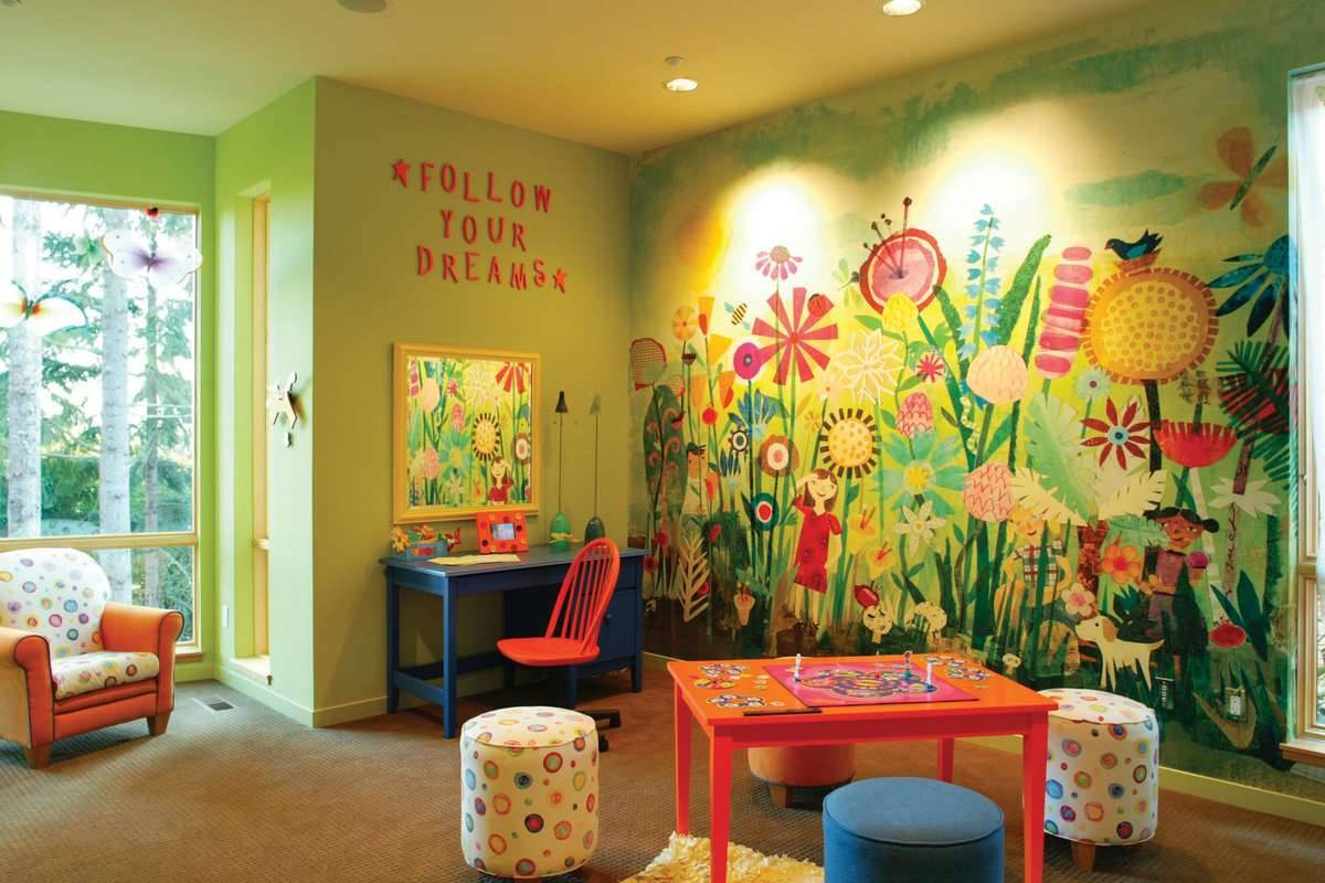 Plan 5311 - Playroom