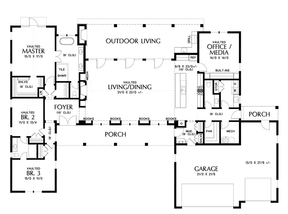 Image Result For Somerset House Plan