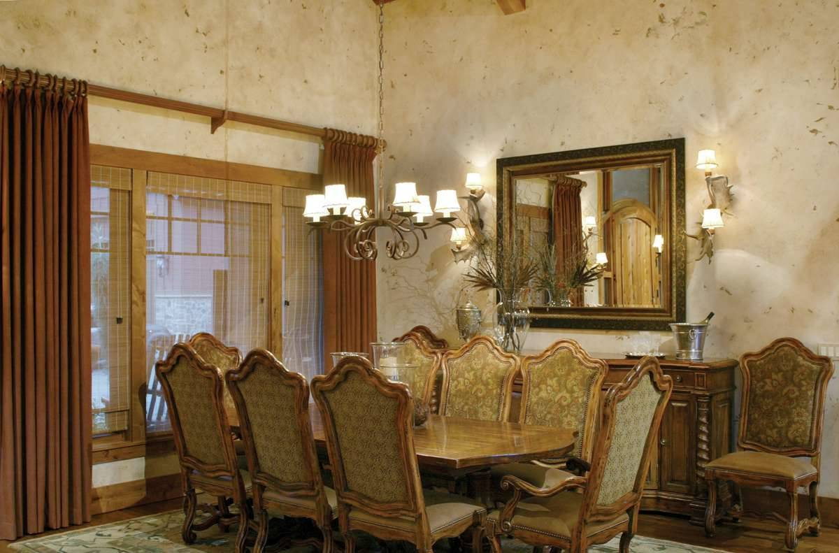 Plan 5555 - Dining Room