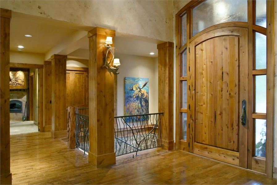 Plan 5555 - Foyer