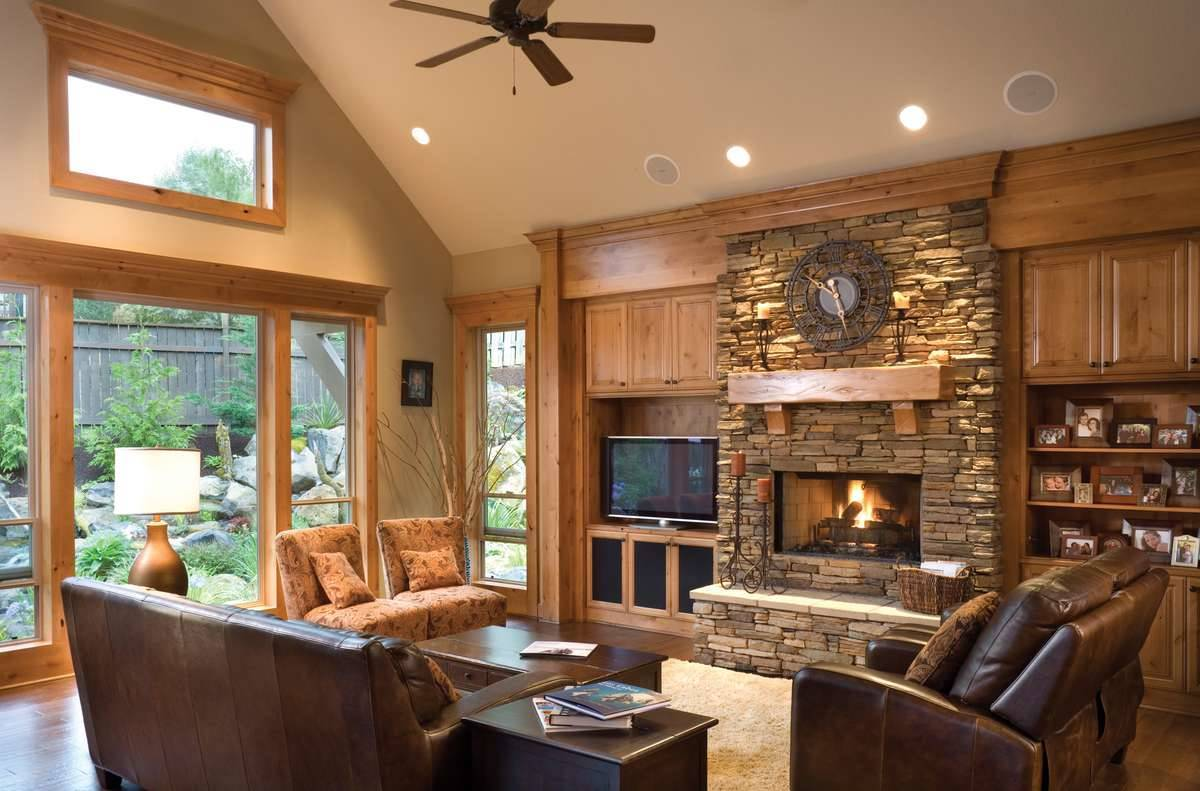 Plan 5902 - Great Room