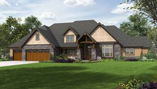 Two Story House Plans & Small 2-story Designs by THD
