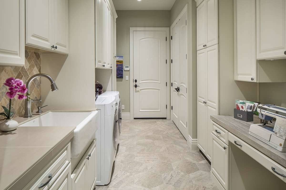 Plan 6056 - Laundry Room Ideas