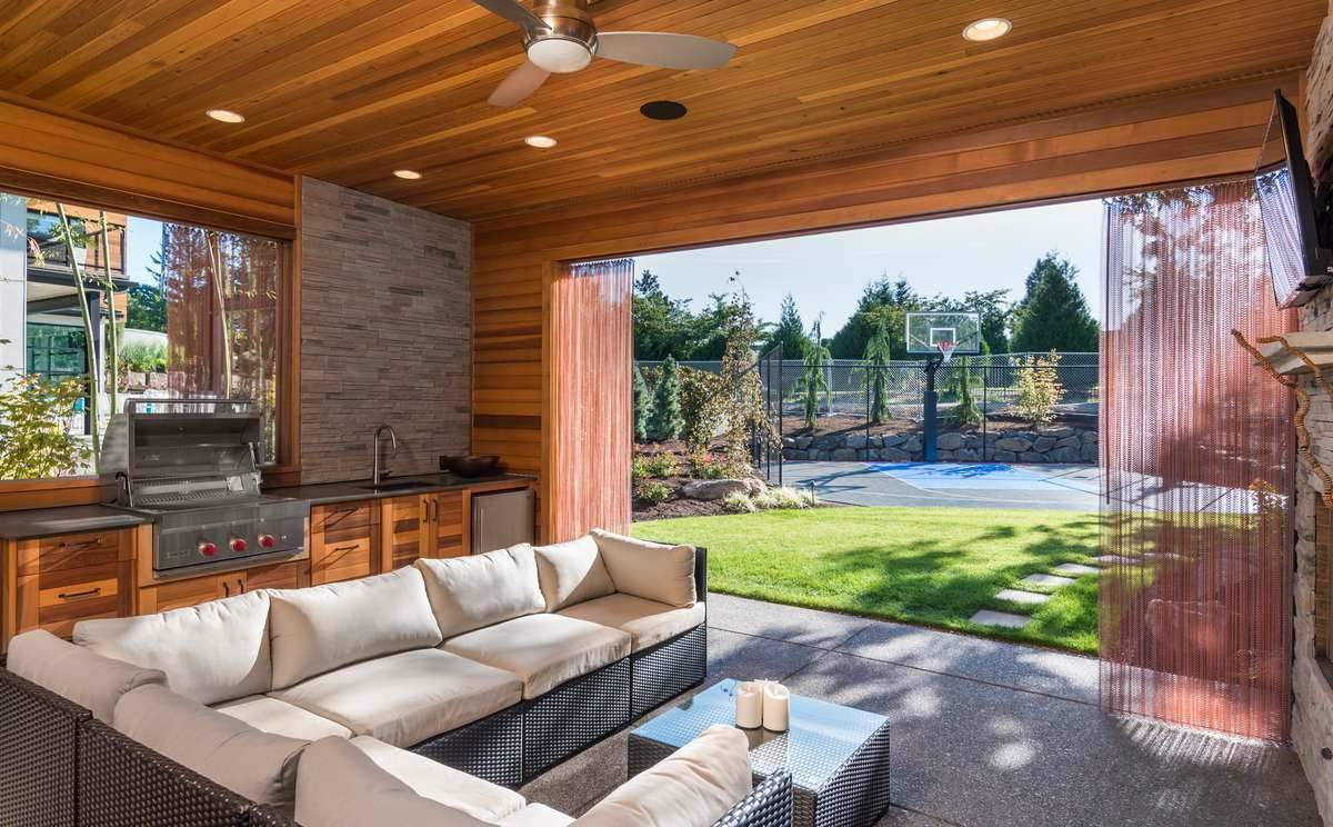 Plan 6057 - Outdoor Living