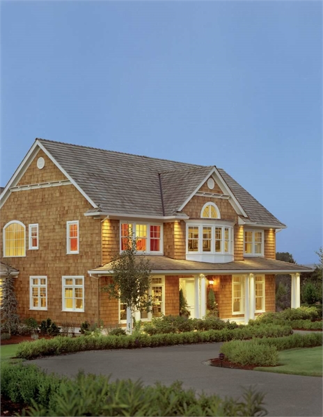 Plan 6773 - Front Exterior