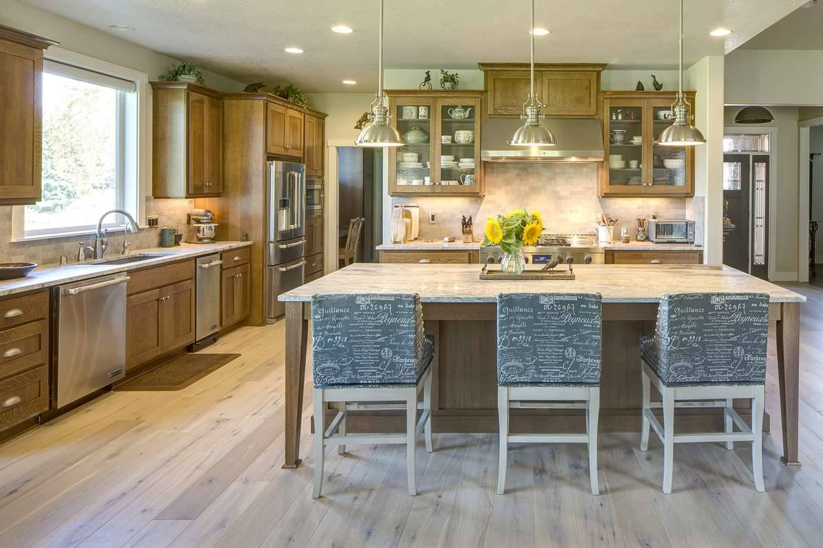 Plan 8283 - Kitchen