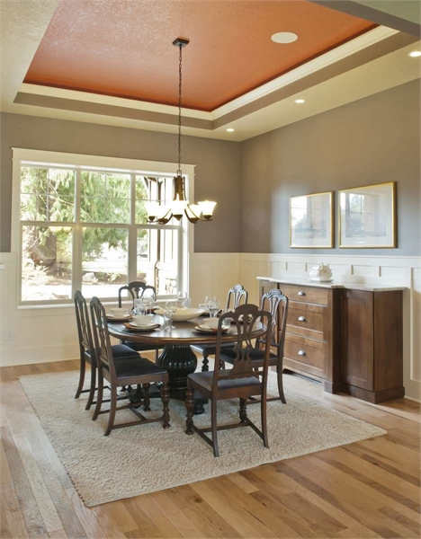 Plan 8290 - Dining Room