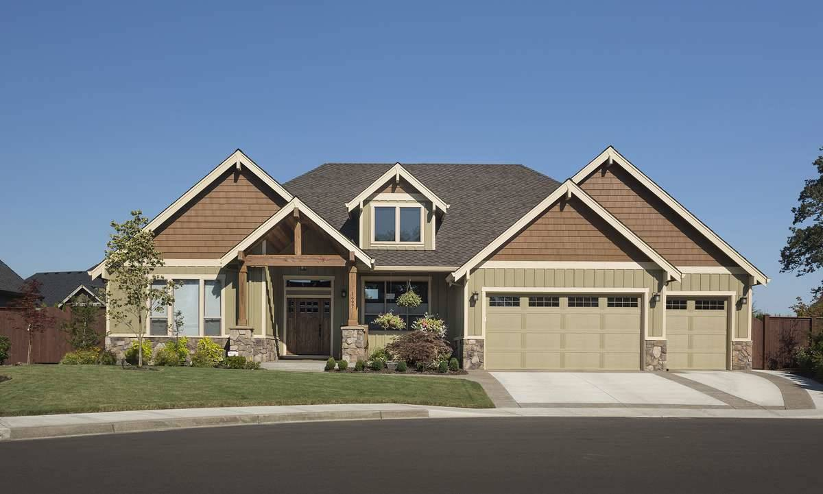 Plan 8290 - Front Exterior